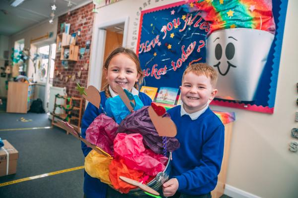 Welcome to Girnhill Infant School featured image